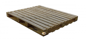 پالت چوبی مهر بدون لبه