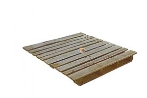 پالت چوبی کاشی و سرامیک